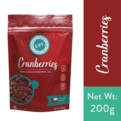Urban Food Company - Cranberries (Cranberry), 200g. 14