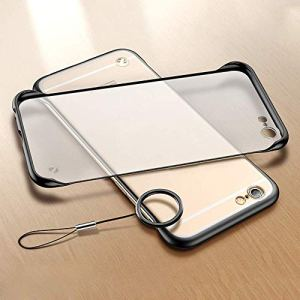 M7 Cover Ultra Slim Frameless Hard Mate PC Cover Transparent Matte Phone Case with Finger Ring Cover for- 8  M7 Cover Ultra Slim Frameless Hard Mate PC Cover Transparent Matte Phone Case with Finger Ring Cover for- 515sYscQItL