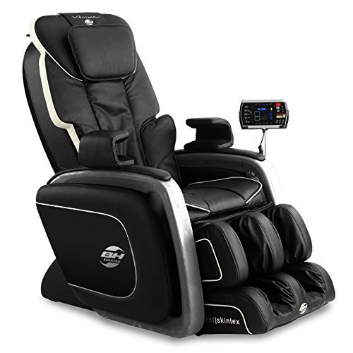 Tecnovita by BH VENICE M650N Poltrona massaggiante con ultima tecnologia. 7 funzioni e 4 tipi di massaggio