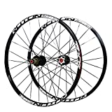 Gimitunus Cerchio in Carbonio per Bici da Mountain Bike da Mountain Bike Ultra Leggero da 26 Pollici MTB in Lega di Alluminio. Cerchi in Lega