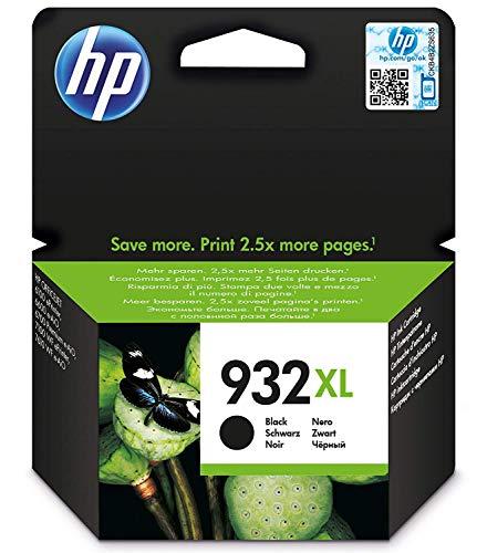 HP 932XL CN053AE Cartuccia Originale per Stampanti HP a Getto di Inchiostro, Compatibile con...