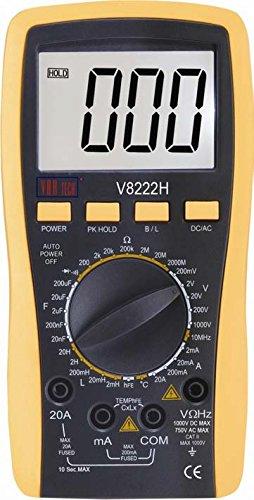 Vartech V8222H Digital LCR Multimeter