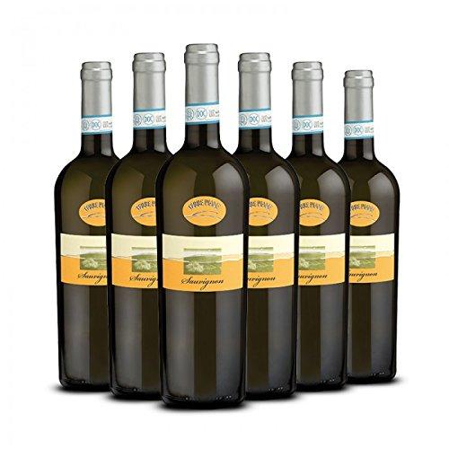 Sauvignon DOC Lison Pramaggiore - cl. 75 - 6 bt - Selezione Terre Piane - Ornella Bellia
