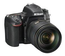 Nikon D750 + AF-S NIKKOR 24-120mm Juego de cámara SLR 24.3MP CMOS 6016 x 4016Pixeles Negro - Cámara digital (24,3 MP, 6016 x 4016 Pixeles, CMOS, 5x, Full HD, Negro)
