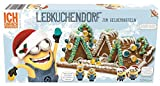Hack Minions Lebkuchendorf zum Selberbasteln, 499 g