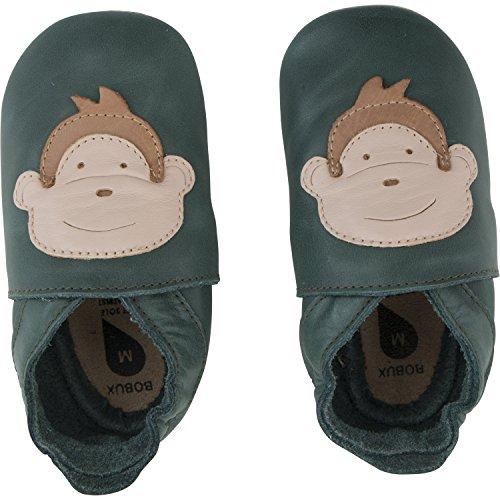 Bobux Monkey Forest Leather Extra Large/21-27 Months