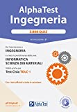 Alpha Test. Ingegneria 3800 quiz  . Con software