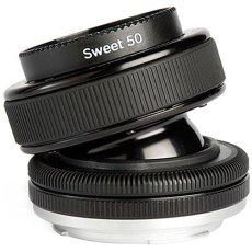 Lensbaby Composer Pro 4/3 Incl. Sweet 50 Optik