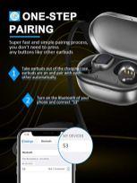 Auriculares-Inalmbricos-Auriculares-Bluetooth-50-IPX7-Impermeable-con-3D-Sonido-Estreo-Graves-Profundos-Estuche-de-Carga-Porttil-Control-Tactil-Cancelacin-de-Ruido-Auriculares-para-Deportes