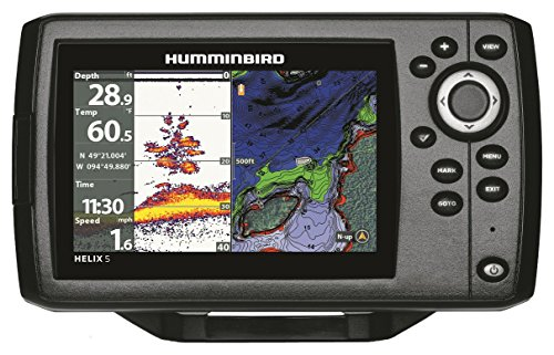 Humminbird 410210-1Helix 5CHIRP GPS G2Fish Finder