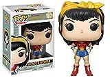 FunKo Pop Vinyle-DC-Bombshells Wonder Woman, 12853