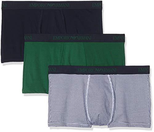 Emporio-Armani-Underwear-111625-Pantalones-Cortos-para-Hombre-MarinMarStSmerald-55235-Small