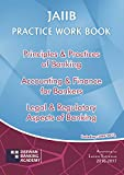 JAIIB Practice Work Book (Qus. & Ans.)- For all 3 Subjects