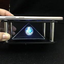 Kaufen Traina_Import Mini Pyramiden-Hologramm Projektor 3D