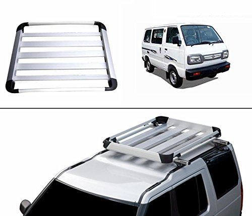 Speedwav RC1 Roof Luggage Carrier for Maruti Omni