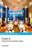 English for the Hospitality Industry - Bar and Restaurant (English Edition)