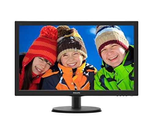 Philips Monitor 223V5LHSB2 Monitor per PC Desktop 21,5' LED, Full HD, 1920 x 1080, 5 ms, HDMI, VGA,...