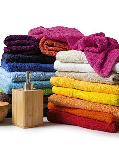 Grand drap de bain personnalisé 500g/m², 100% coton, drap de douche, drap de bain prénom, cadeau personnalisé, cadeau naissance personnalisé... 26