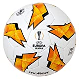 Molten Réplique du UEFA Europa League-2810 Modèle Ballon de Match Officiel Size 5 Orange