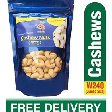 Shara's Dry Fruits Cashew Nuts (Kaju) 1 Kg 22
