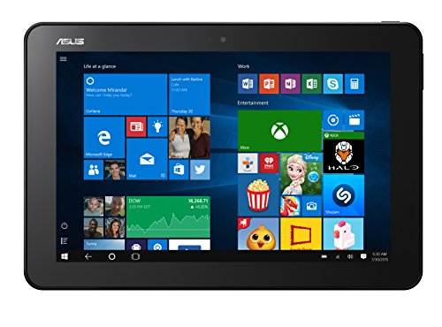 Asus Transformer T101HA-GR036T Notebook Convertibile, Display da 10.1', Processore Intel Atom Z8350...
