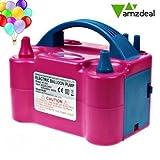 Amzdeal Inflador globo electrico para inflar globos hinchador globos electrico para fiestas 600W...