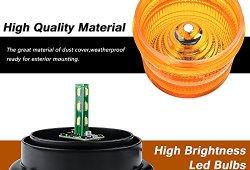 Led stroboscope, Appow Ambre d'Urgence magnétique clignotant Avertisseur lumineux pour camion véhicule avec 12V Prise allume-cigare (30LED) Prix