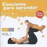 Canciones Para Aprender 0-3 Años, Vol. 1