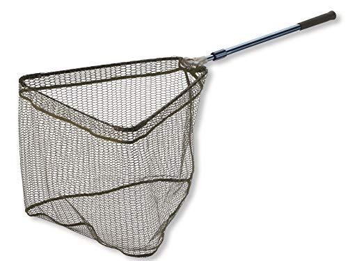 Retino con rete in gomma, 60 x 60 cm, 2,20 m