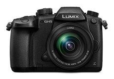 Panasonic Lumix Cámara de sistema compacto (20Mpx, Dual IS Estabilizador de imagen, 4K60p vídeo en nombre, 4K & 6K Serie Imágenes, Hybrid Contraste AF, wetterfestes Magnesio) con objetivo Lumix G Vario 12–60mm/F3.5–5.6Asph