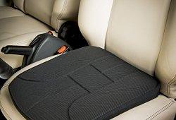 Coussin d'assise pour voiture – Marque ad'just® / version standard – Coussin pour siège de voiture – Coussin ergonomique de voiture – Coussin pour soulager les douleurs lombaires en voiture – Coussin pour soulager le coccyx – Coussin ad'just pour voiture prêt à acheter
