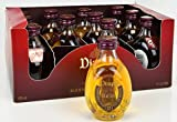 Haig Dimple 15 year old whisky miniatures. PACK/BOX OF 12. Ideal for wedding favours or any other occasion.