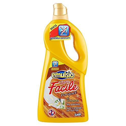 Emulsio 0291413 Cera Facile Parquet, 750 ml