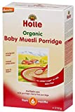 Holle Organic Baby Porridges - Baby Muesli - Single Carton, 250g