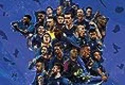 Champions du monde – Le calendrier officiel 2019 de l'équipe de France