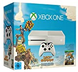 Console Xbox One blanche + Sunset Overdrive [import allemand]