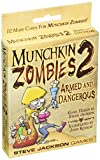 Munchkin Zombies Expansion 2 Armed and Dangerous