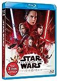 Star Wars Viii - Gli Ultimi Jedi (Br+Disco Bonus )