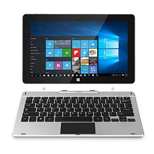 Jumper EZpad 6 Pro 2in1 11.6 Pouces Full HD Ordinateur Portable Touchscreen , Intel Atom E3950 / 2,2 GHz à Quatre cœurs, 6 Go de RAM, 64 Go de Stockage, Configuration de Windows 10 laptop