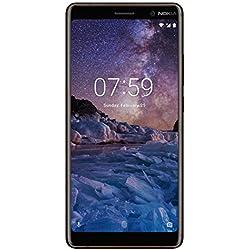 Nokia 7 Plus (Black, 4GB RAM, 64GB Storage)