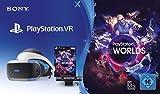 PlayStation 4 Virtual Reality + Camera + VR Worlds Voucher [neue PSVR Version]