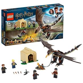 LEGO Harry Potter- Desafío de los Tres Magos Colacuerno Húngaro TM Harry Potter Set de Construcción, Multicolor, única (75946)