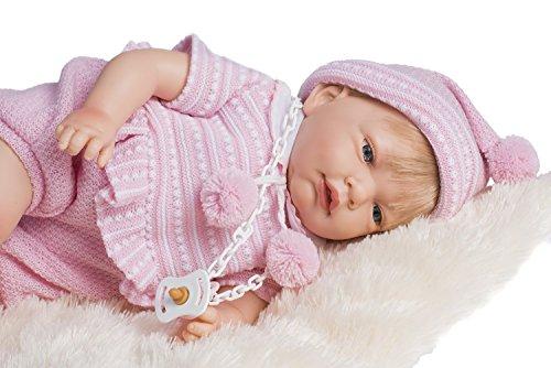Bebe reborn-Baby reborn Bebes reborn Bebe muñeca Ref 709 Nines Artesanals d'Onil