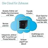 NETGEAR RN212D23-100NES 212 D-Disc NAS-System 6TB - 3