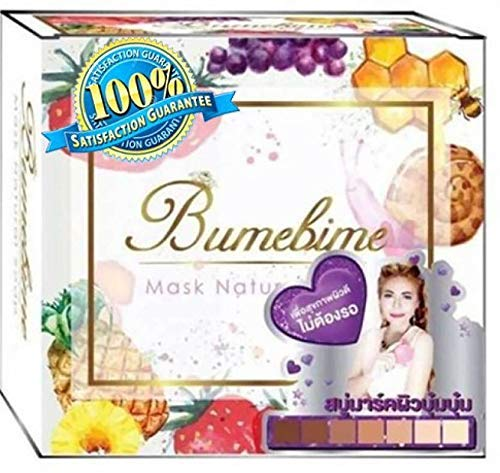 Bumebime Mask Natural Soap From Thailand (100 g)