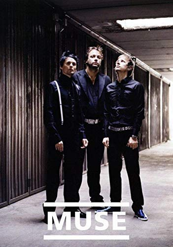 Sconosciuto Muse Black Holes & Revelations Poster Stampa Band Drones 2 Legge Tour 007 (A5-A4-A3) -...