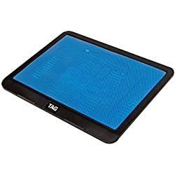 TAG LAPTOP COOLING PAD 900 Blue