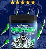 Furiouz Labz - Holy Shit Hardcore Booster | Brutaler Pump | LASERFOKUS | ANABOLE Wirkung | mehr Kraft und Ausdauer | L-Citrullin | Koffein | Geschmack Cold Cola 180g