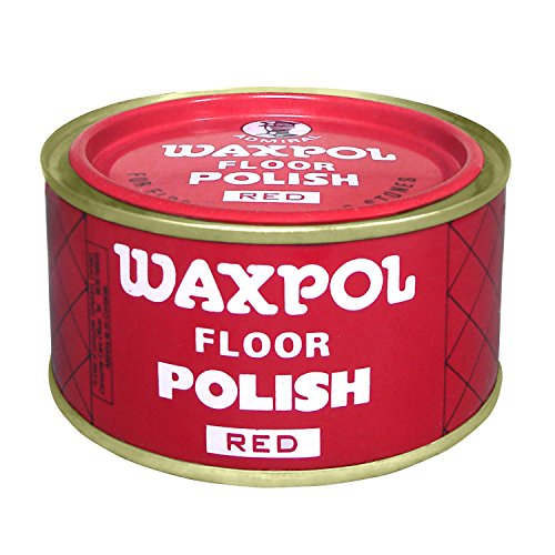 Waxpol Floor Polish Red (400g)