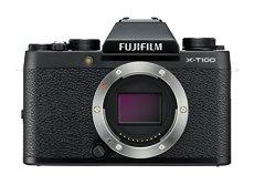 Fujifilm X-T100 - Cámara Digital, Color Negro